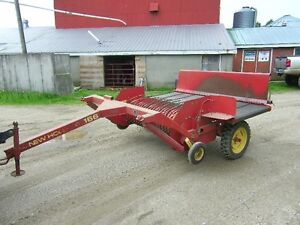 New Holland swather turner 166
