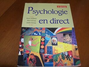 Psychologie en direct