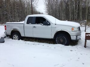 parting out 2008 Ford F-150
