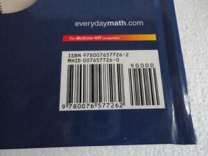 Everyday Mathematics Grade 3 Textbook and Workbooks set Volume 1 London Ontario image 3