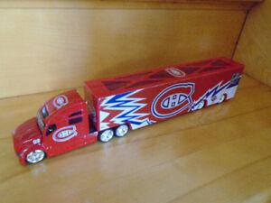 jouet Camion van  des Canadiens de Montréal