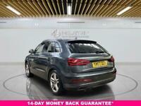 2012 Audi Q3 2.0 TFSI QUATTRO S LINE 5d 168 BHP Estate Petrol Manual