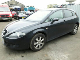 FOR PARTS -->2007 SEAT LEON STYLANCE TDI 1896cc Turbo Diesel Manual 5 Speed --> BRAKING FOR PARTS