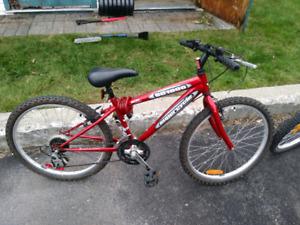 Vélo de montagne pour enfant