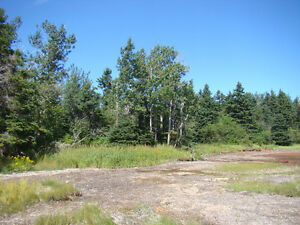 Waterfront lot for sale in Alberton