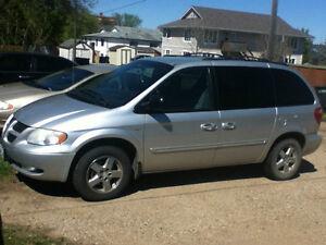 2004 Dodge Caravan Minivan
