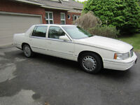 1998 Cadillac DeVille - 72 373 km - NEVER USED IN WINTER