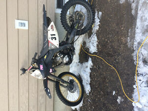 2008 250cc 4 stroke Gio running with spare parts