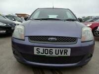 2006 Ford Fiesta 1.2 ZETEC 16V 3d 78 BHP CHEAP INSURANCE Hatchback Petrol Manual