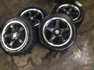 6 After Market Dai Gtr Rims