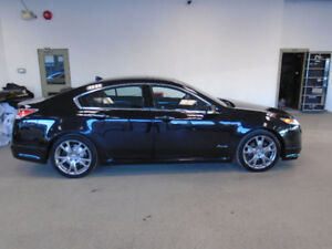 2010 ACURA TL A-SPEC! AWD! 6 SPEED! NAVI! 305HP! ONLY $14900!!!