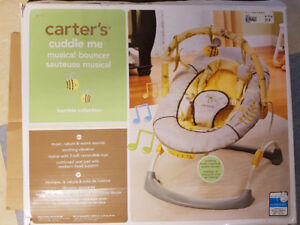 Baby Musical Bouncer By Carter