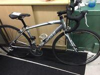 Specialized Dolce sports road bike 2014