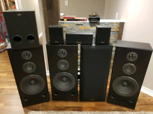 Technics Surround Sound System