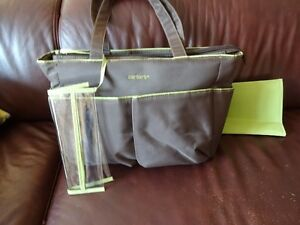 Carter's Diaper Bag with changing pad (NEW)
