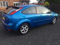 Ford Focus Titanium 2.0 tdci, Feb 19 Mot, full Service history, Decent Car