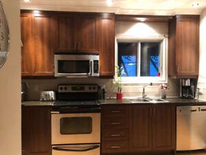 Armoire De Cuisine Avec Comptoir Granit   Achetez ou vendez des ... 274003aecc43