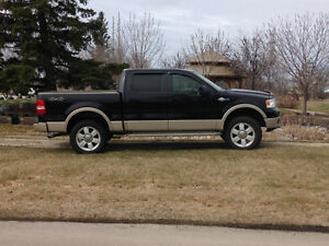 2007 Ford F-150 SuperCrew Grey Pickup Truck