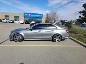 09 C63 AMG SAFETY AND ETESTED