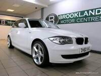 BMW 1 SERIES 116i ES [STUNNING EXAMPLE WITH 18 ALLOY WHEELS]