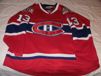 *** NICE !!! MTL Canadiens #13 Tanguay Jersey !!! ***