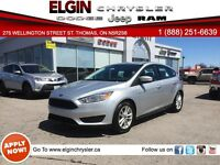 2015 Ford Focus SE***B-up Cam, Low Kms, Like New***