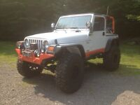 Jeep tj 1999 4L Trail Ready