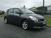 09 TOYOTA COROLLA VERSO 1.6 V-MATIC TR 7 SEATER 56000 MILES FSH MUST VIEW