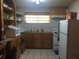 Two bedroom basement for rent in Whitehorn NE