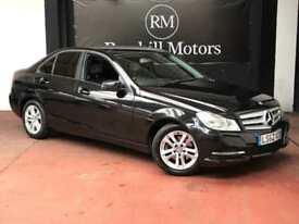 2012 Mercedes-Benz C Class 2.1 C220 CDI BlueEFFICIENCY SE (Executive)