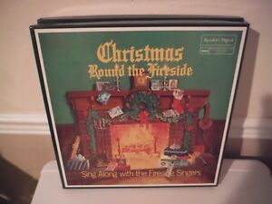 Readers Digest.,Christmas around the fireside