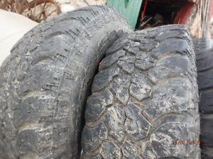 truck tires winter rated a/t
