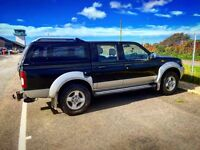 Nissan Navara pick up truck 2.5 turbo diesel, 96000miles, good runner. 4x4
