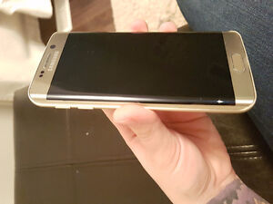 Gold Samsung s6 edge 64GB London Ontario image 10