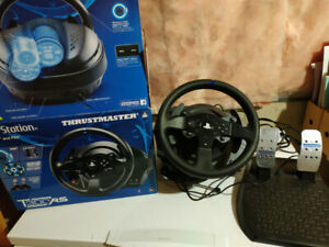 TS300-RS Steering Wheel (PS4 / PS3 compatible)