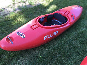 Whitewater kayak Fluid solo M