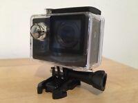 GoPro style action camera