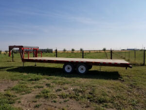 2008 Forest River Gooseneck Trailer