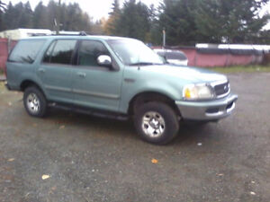 1996 Ford Expedition SUV, Crossover