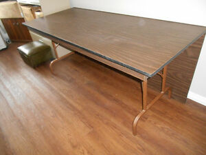 Fold-up Office/Banquet Table