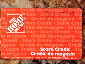 Wanted gift cards & store cedits Edmonton Edmonton Area image 1