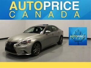 2015 Lexus IS 250 F-SPORT|NAVIGATION|RAER CAM