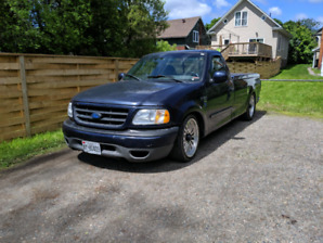 03 ford f150 7700 series vortech v2 supercharged!