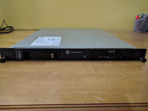 Seagate Certance CP3101R1-160-S DAT Tape Drive