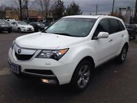 2011 Acura MDX Technology Pkg - 60km -SOLD-REDUCED PRICING!