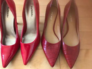 NewRed shoes