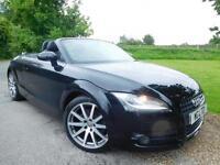 2008 Audi TT 2.0T FSI 2dr S Tronic Full Leather! Sat Nav! BOSE! 2 door Conve...