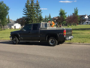 2000 chev 2500 extended cab pickup