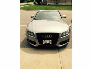 2008 Audi A5 3.2L S-Line Coupe (2 door)