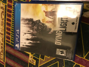 Dying light ps4 9/10 condition